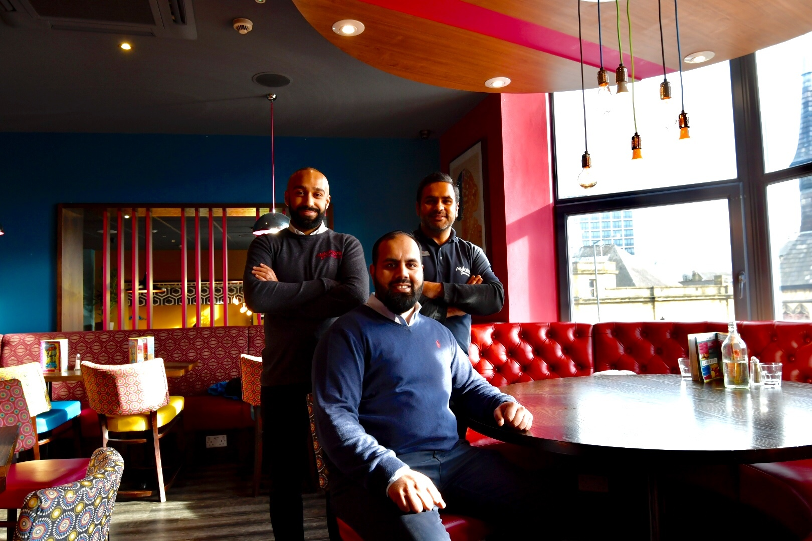 MyLahore Catering leads Bradford's success at Britain's Asian Wedding Awards 2019
