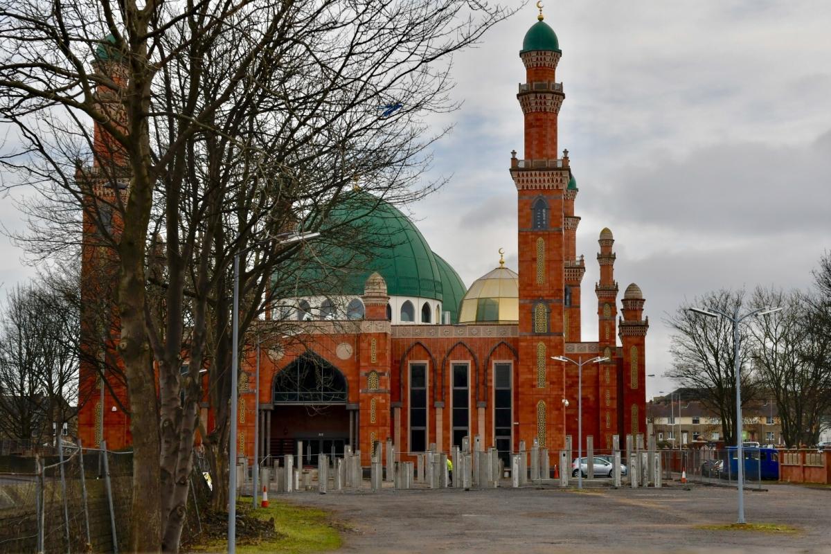 Bradford Grand Mosque Extension Building Work Gets Underway