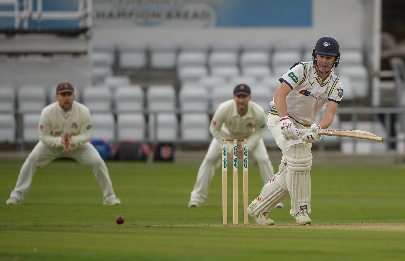 Batsman Gary Ballance will be key to Yorkshire's hopes this campaign. Picture: Ray Spencer
