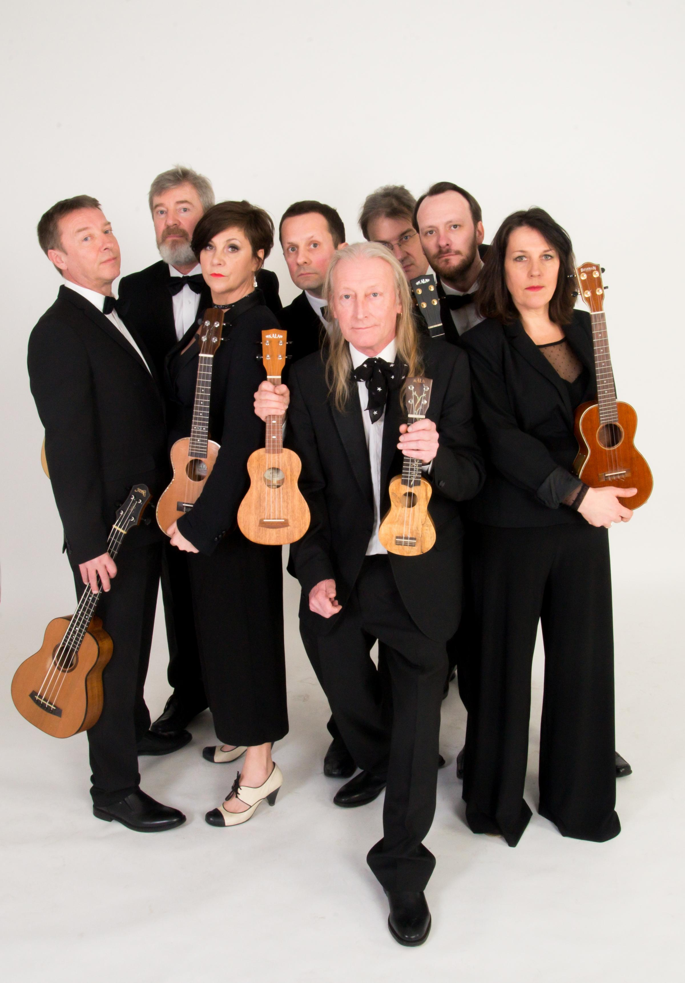 St George's Hall to host ultimate Ukelele show