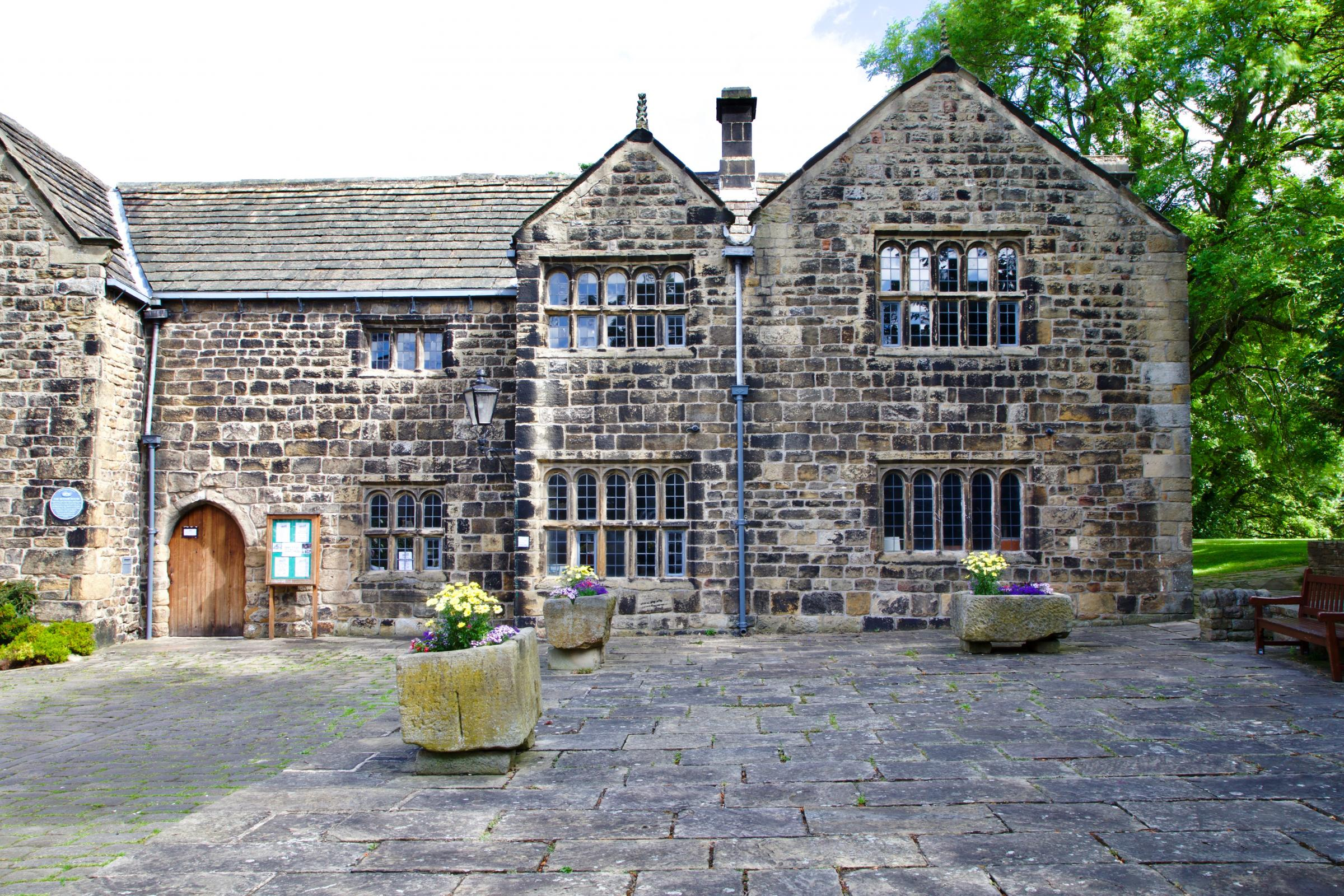 Ilkley's Manor House opens its doors for the spring