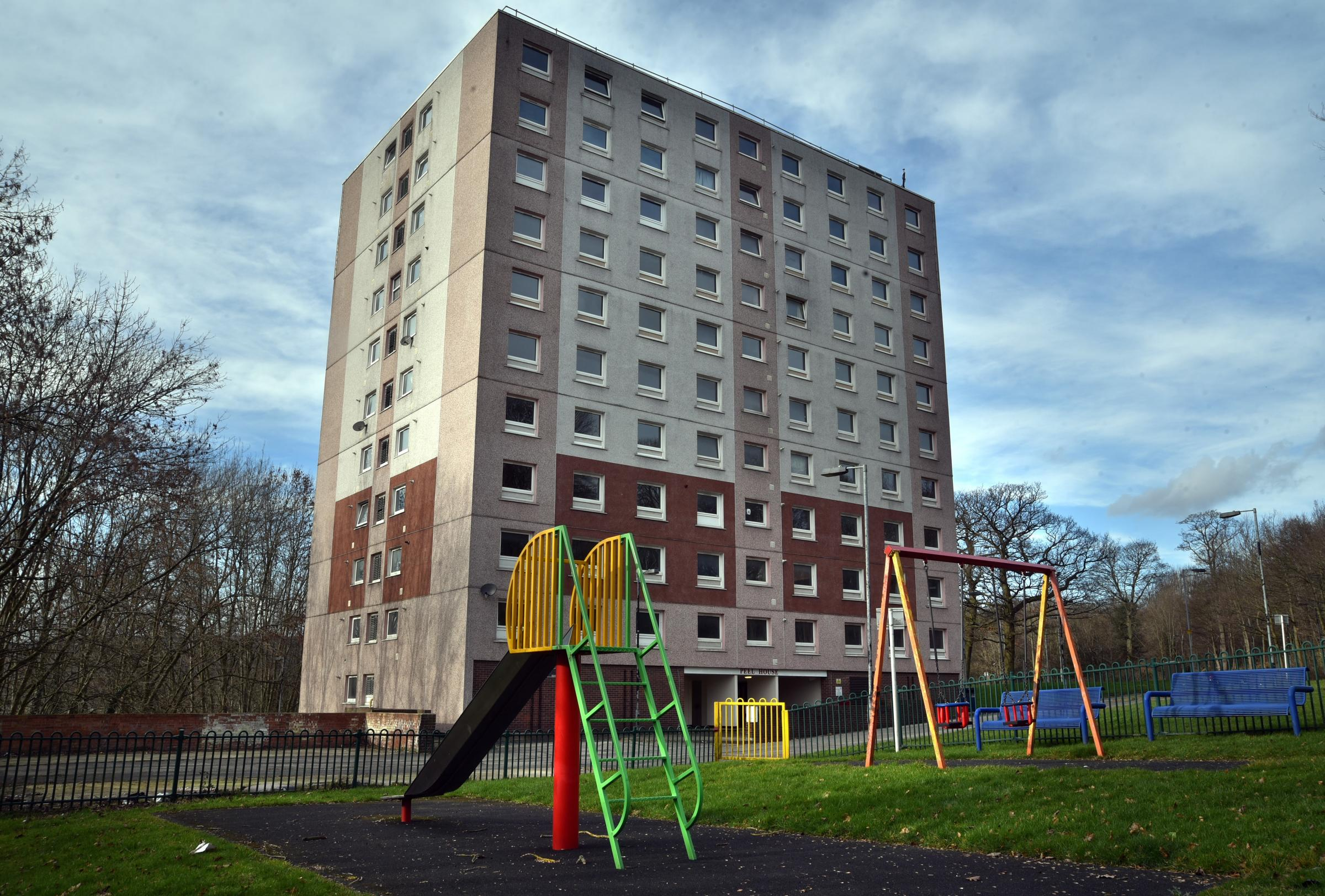 Demolition of Bingley flats to last three months