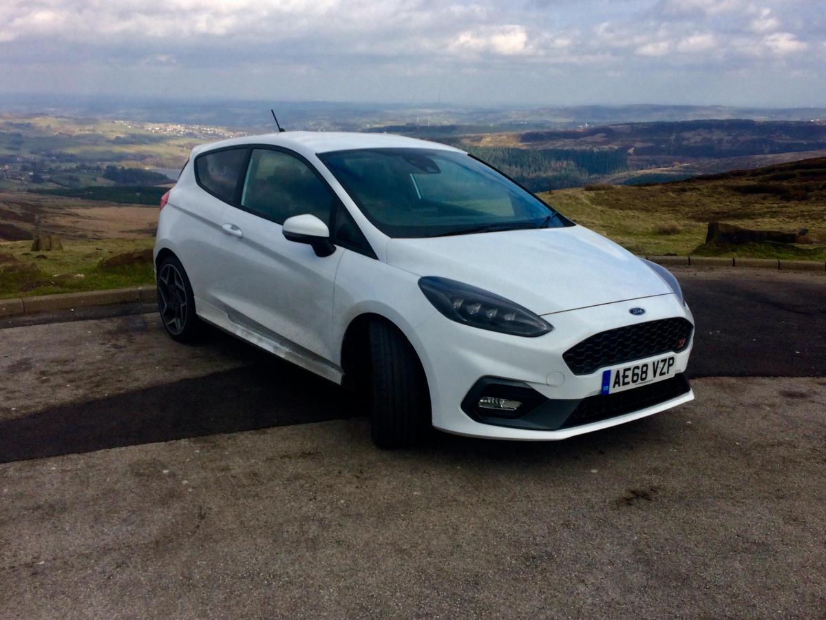 Car Review Ford Fiesta St Bradford Telegraph And Argus
