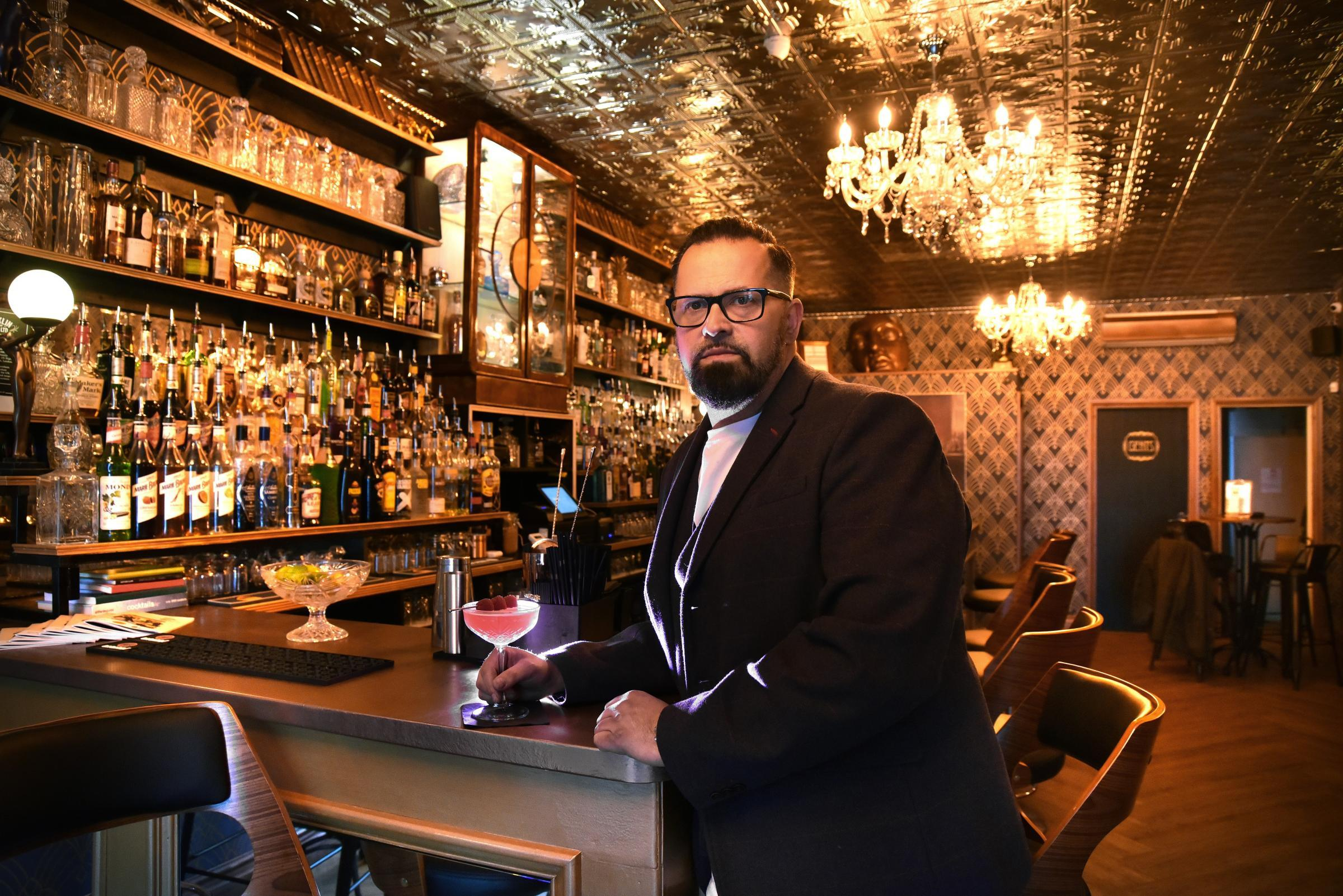 Art-deco cocktail bar 99 & Main in Bingley could expand