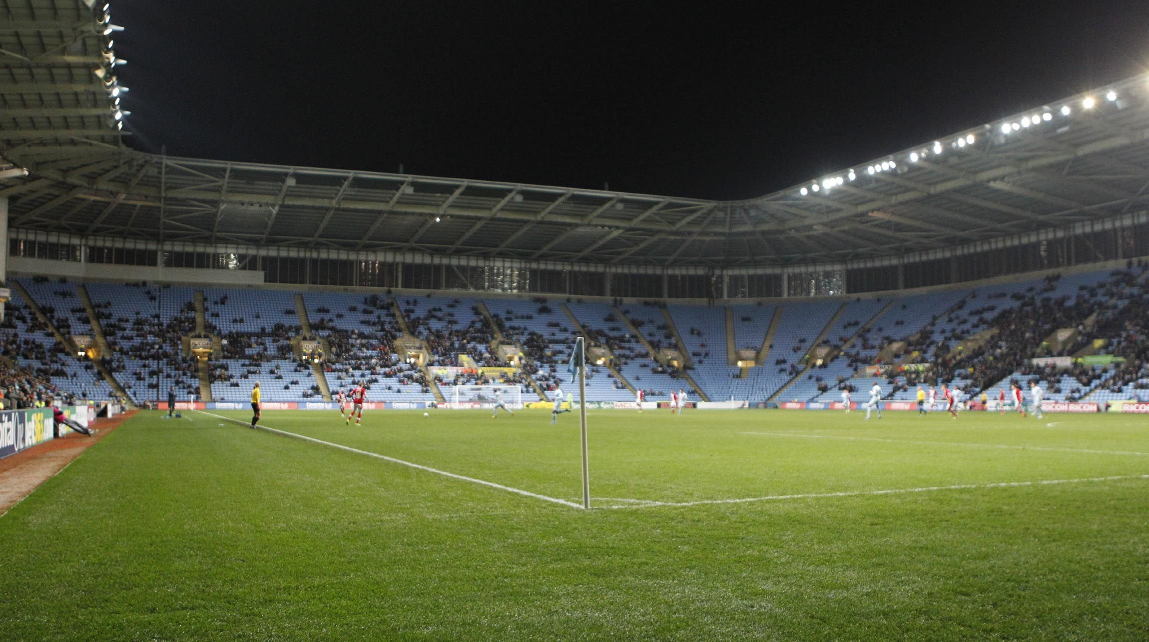 coventry remain confident of securing a home for next seasoncoventry city remain confident of securing a new home away from the ricoh arena for next