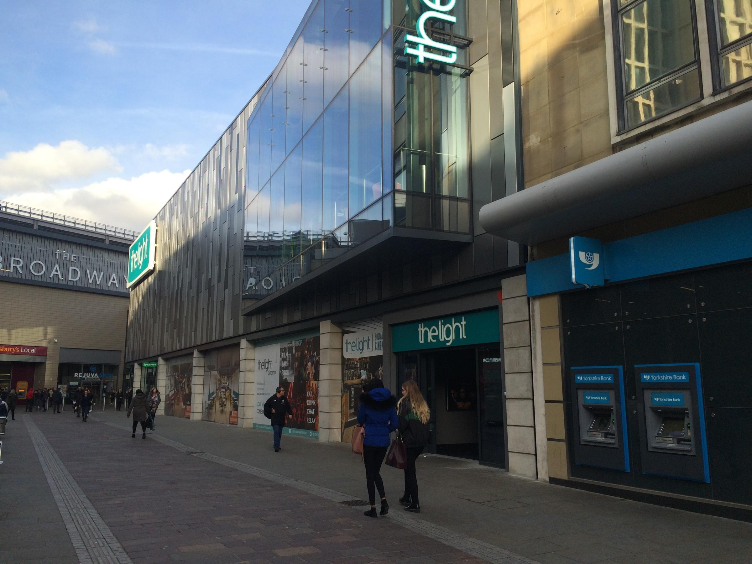 140 Seat Pizza Express Plan For Bradford City Centre Unit