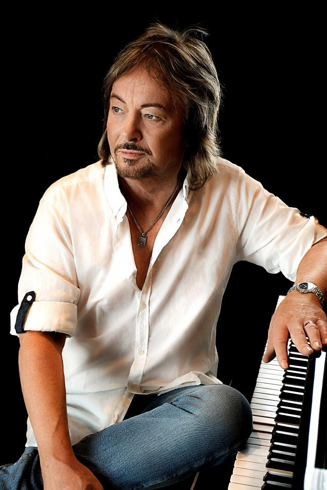 Chris Norman is heading for St George's Hall this month