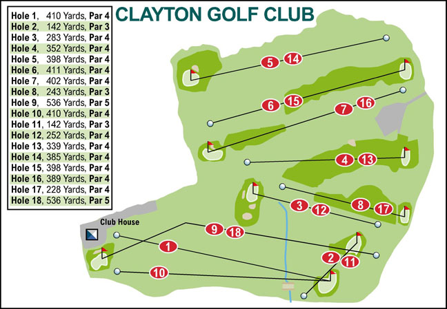 Bradford Telegraph and Argus: Clayton Golf Club