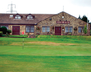 Bradford Telegraph and Argus: Headley GC