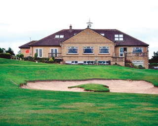 Bradford Telegraph and Argus: The Manor GC