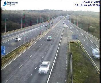 M606 slip road at Chain Bar closed due to lorry crash | Bradford