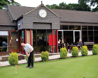 Bradford Telegraph and Argus: Elland GC