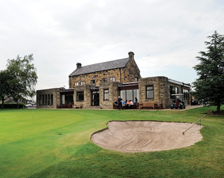 Bradford Telegraph and Argus: Howley Hall GC