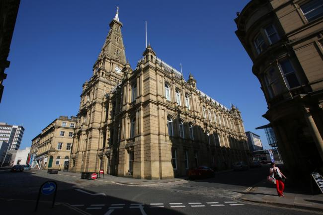 Calderdale Council's Cabinet met at Halifax Town Hall