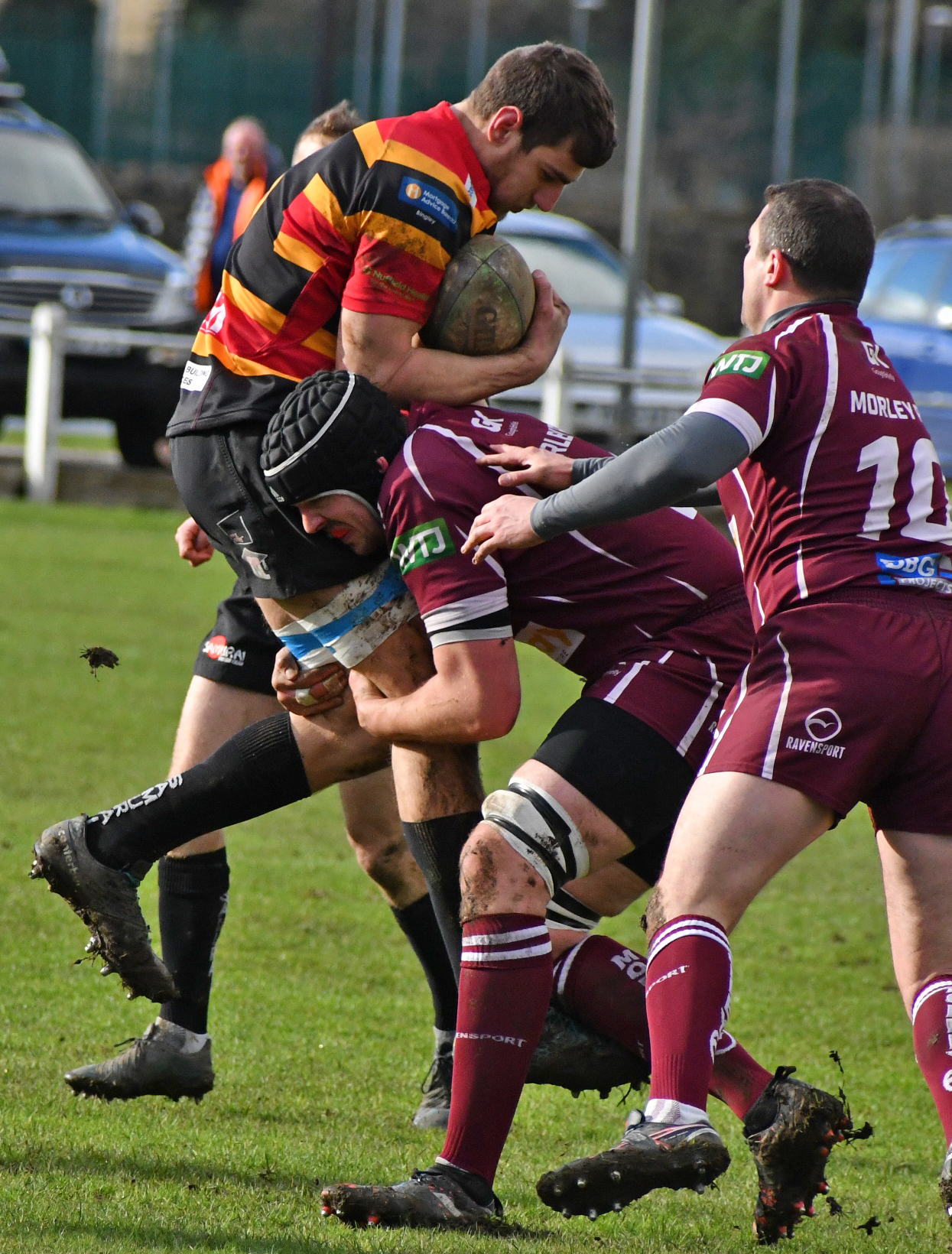 Bradford and Bingley v Morley: Ante Majic (Bees) meets the Morley defence
