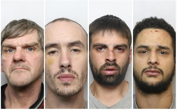 JAILED THIS WEEK: Here's who was locked up in Bradford in the last seven days