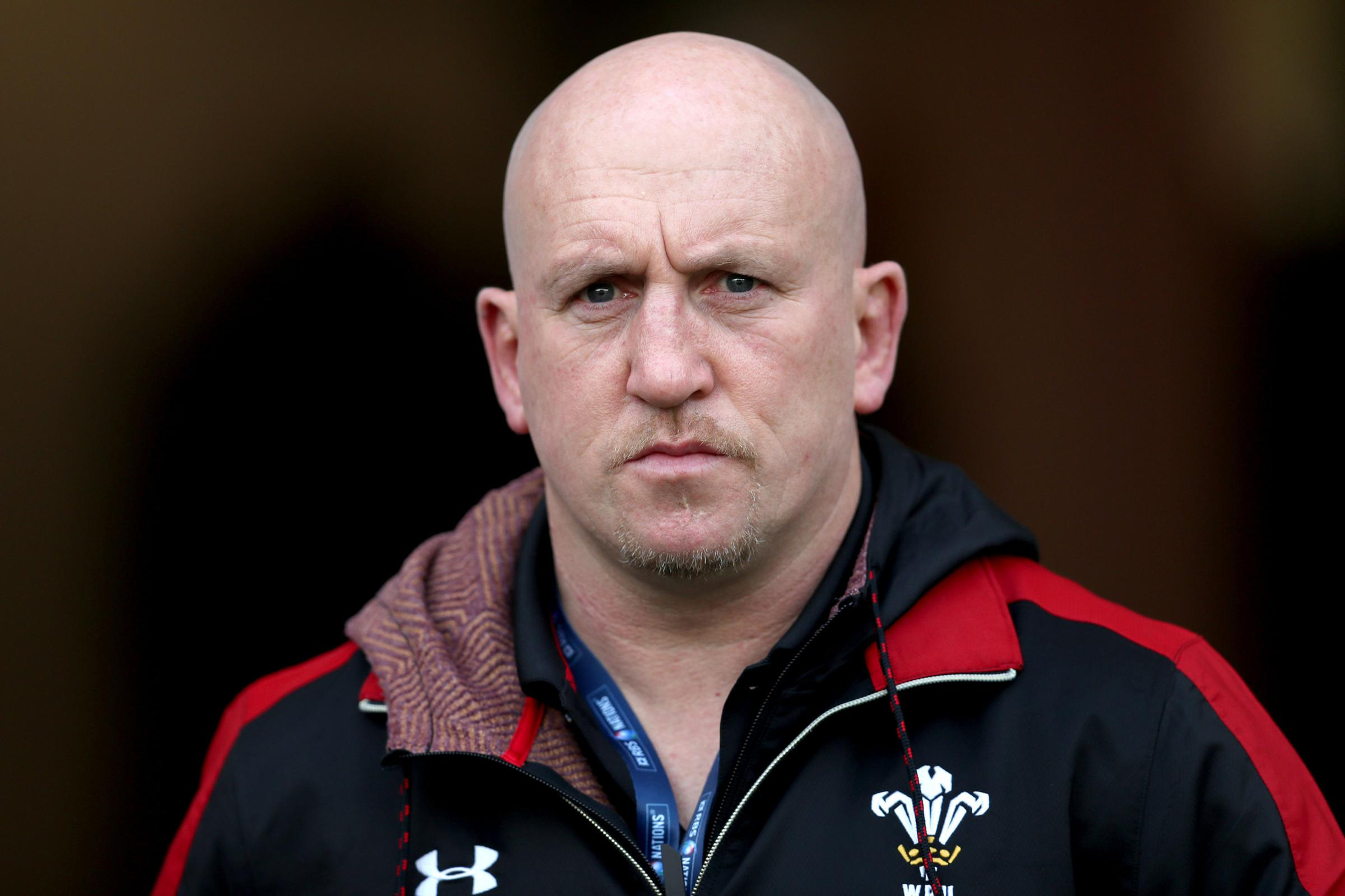 Wales coach, and former Bulls player, Shaun Edwards