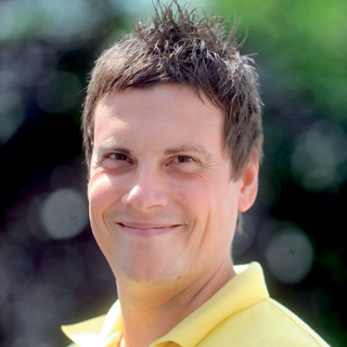 Horsforth Golf Club professional Simon Booth
