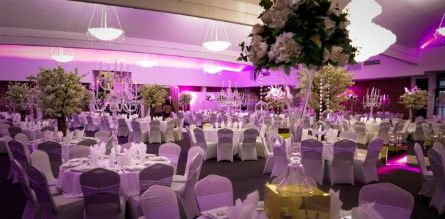 HQ Banqueting Suite is one of the local finalists for Britain's Asian Wedding Awards 2019