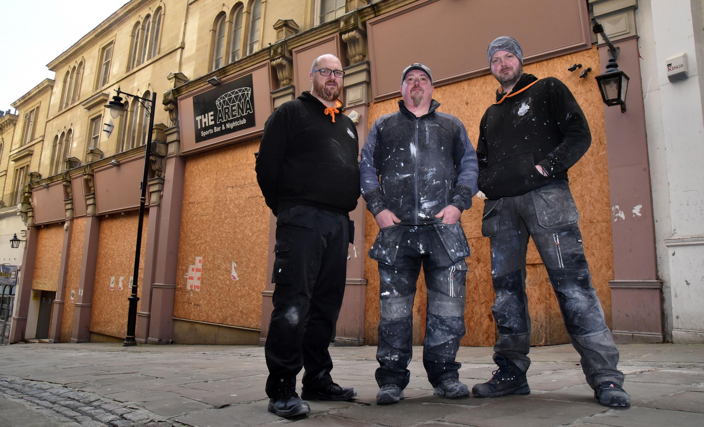 I'm on the Nightrain! New rock venue to open in Bradford city centre