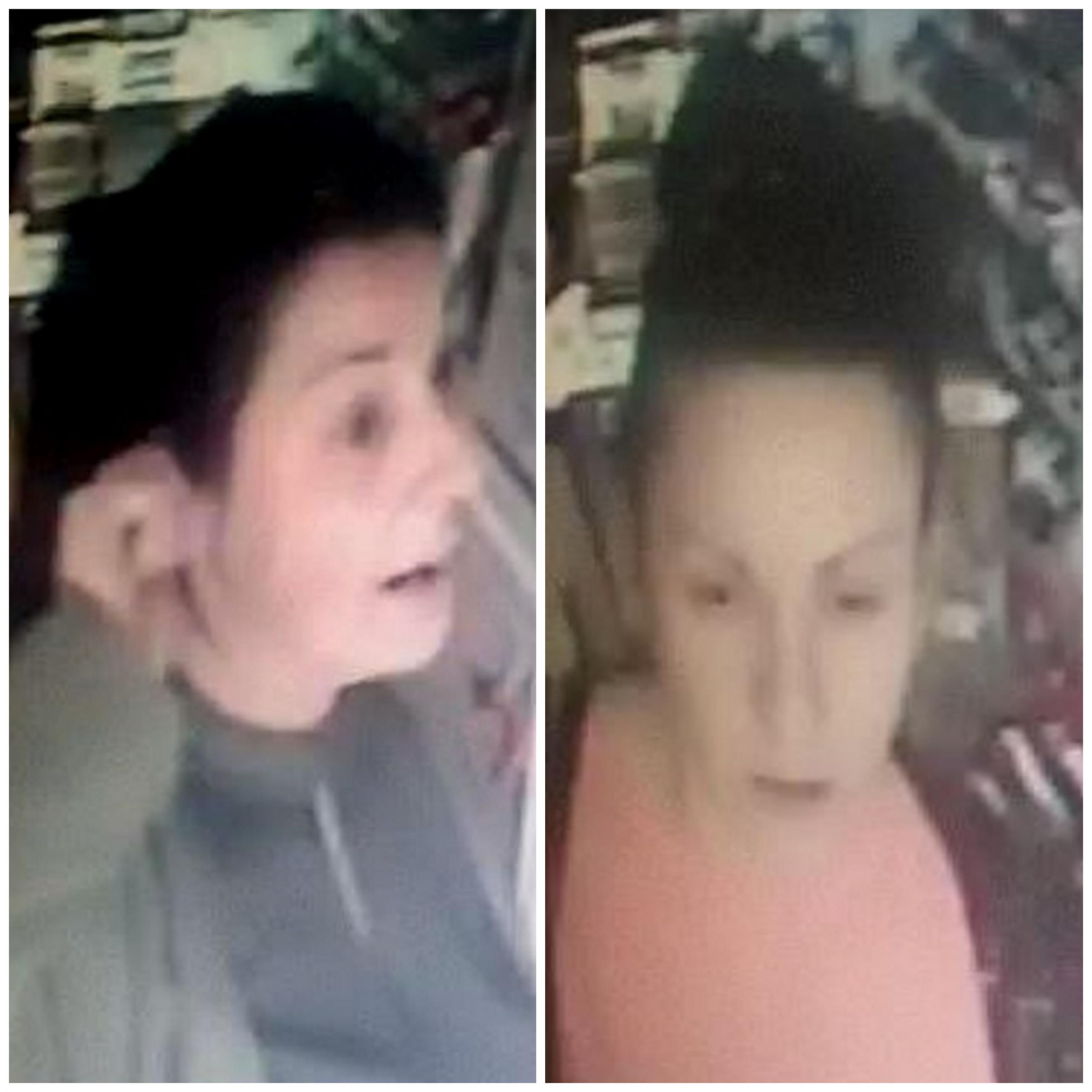 Do you recognise these women in connection with Bradford theft?