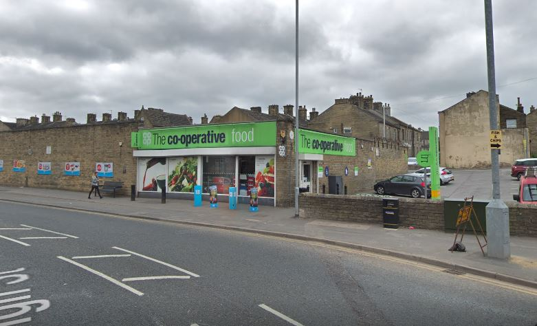 Shoplifters steal alcohol from Queensbury Co-op