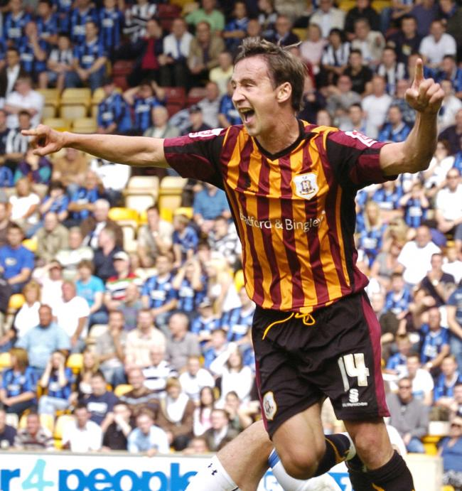 Michael Boulding says he wants to make up for what he believes was 'a very average' first season at Valley Parade