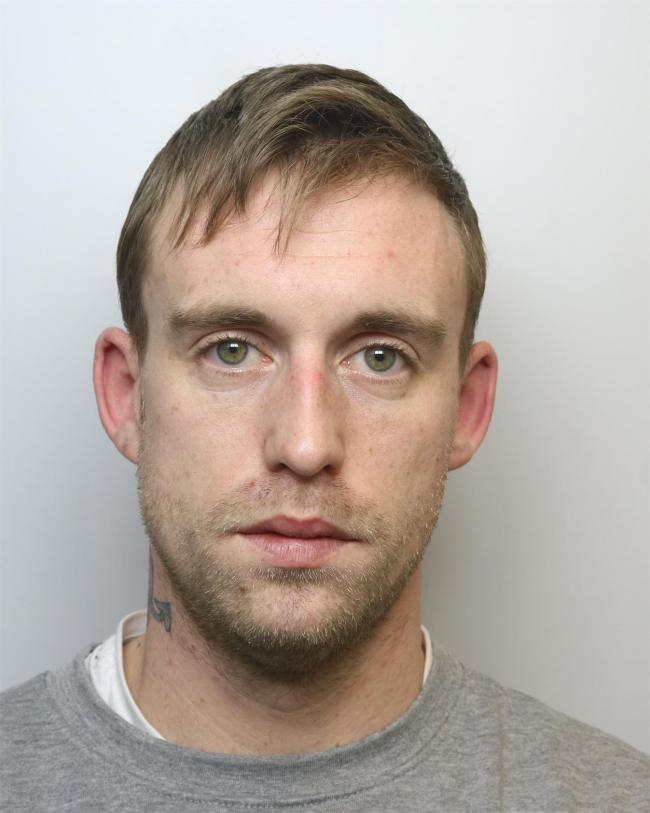 Daniel Lickess, jailed for 22 months for dangerous driving