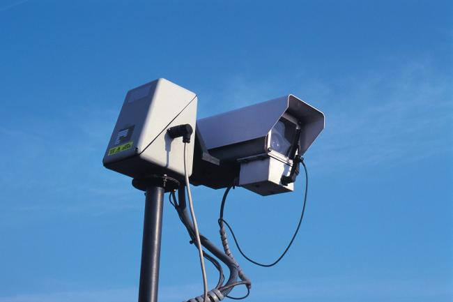 Security cameras in Skipton did not work properly and have been removed. File photo