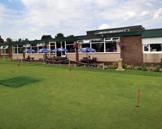 Bradford Telegraph and Argus: Hanging Heaton Golf Club