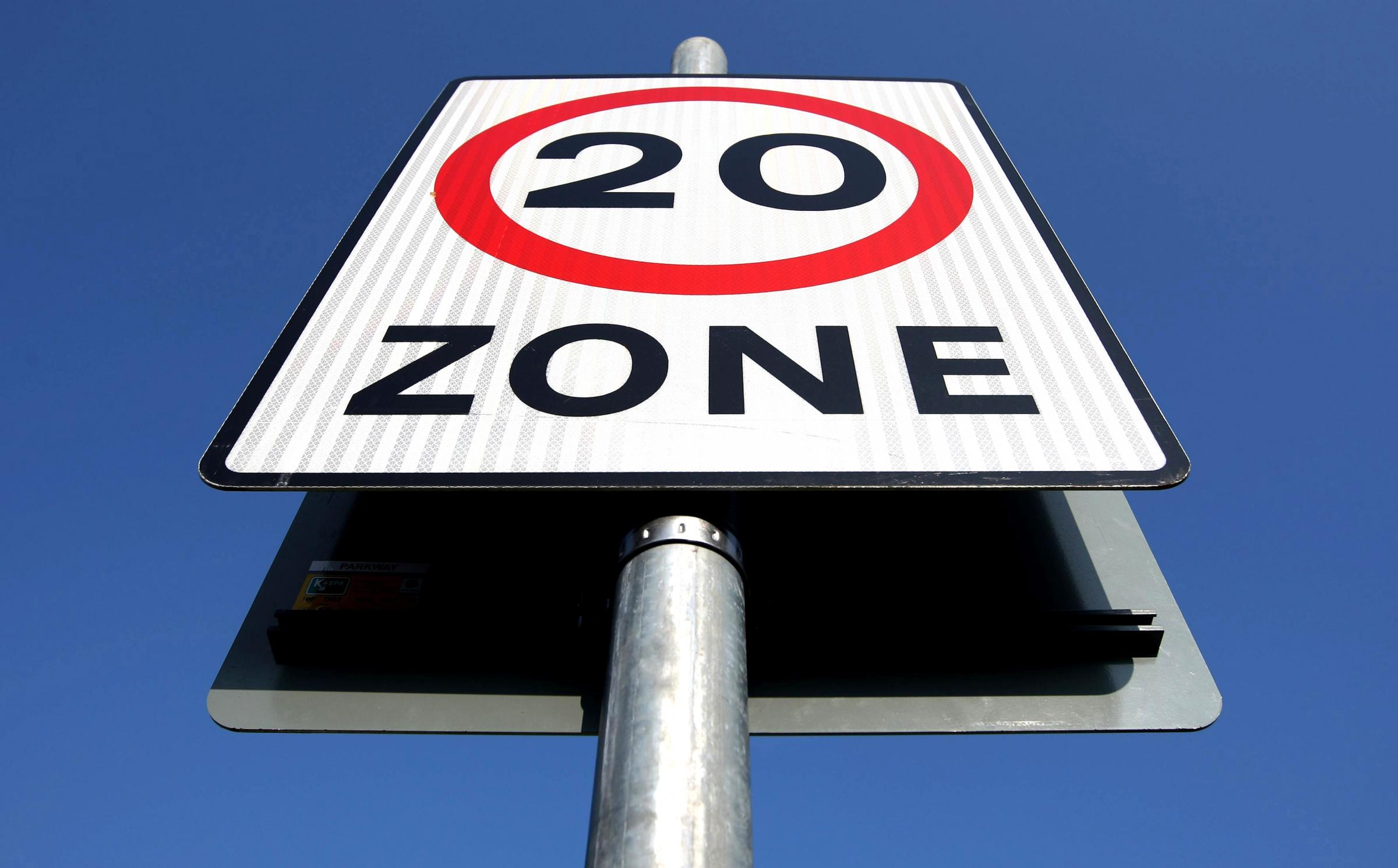 All new housing developments to have 'default' 20mph speed limit