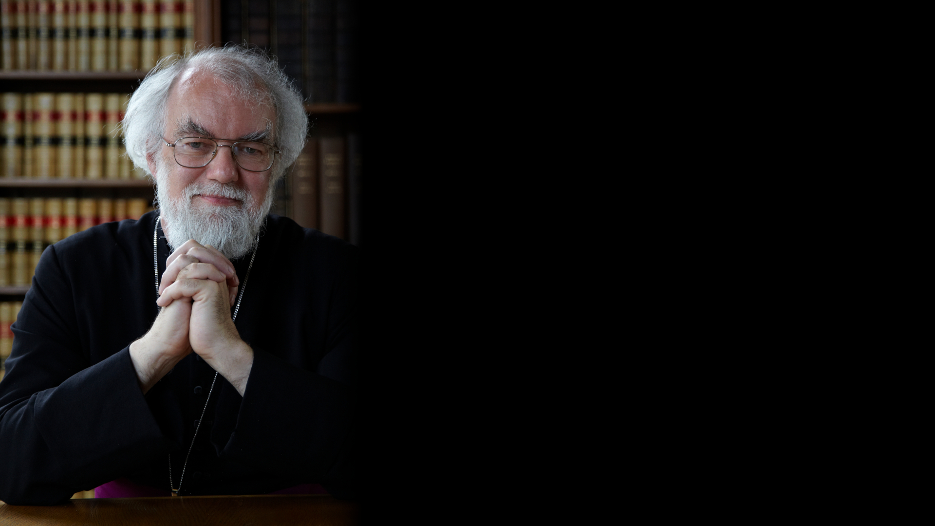 Bishop Rowan Williams - What does national identity mean these days?