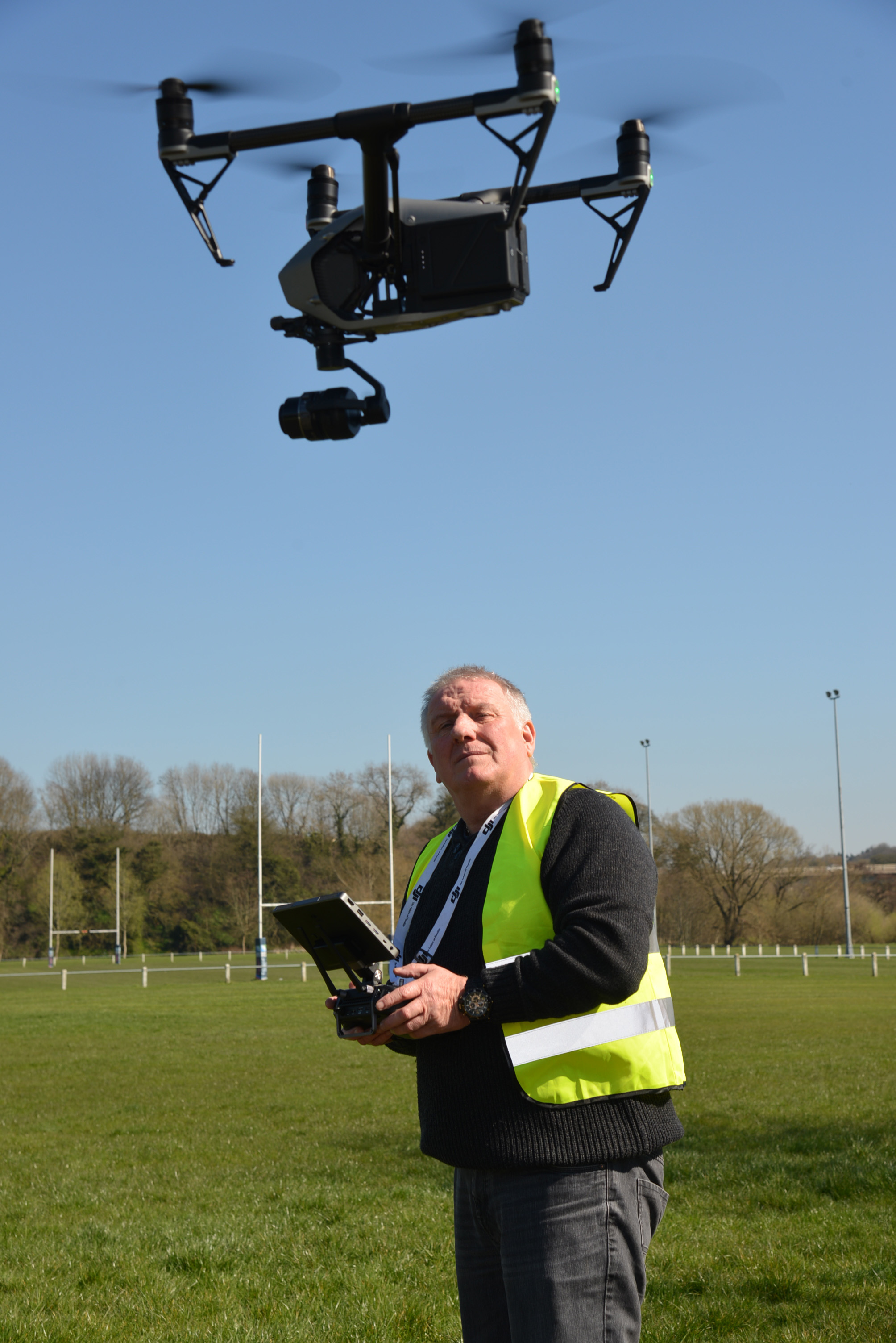 Concern over sharp rise in police call-outs to drone-related incidents