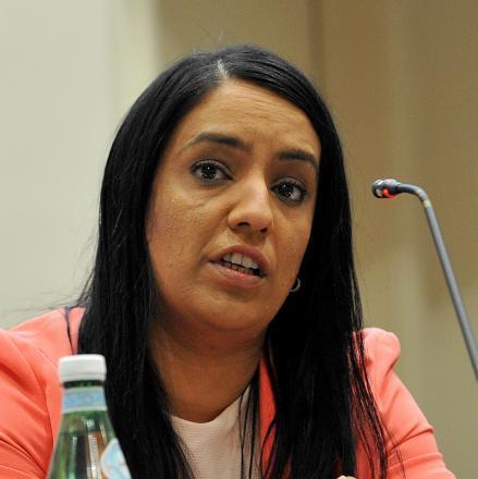 Naz Shah, Labour's candidate in Bradford West