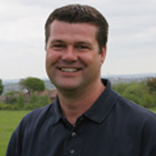 Calverley Golf Club professional Neil Wendel-Jones
