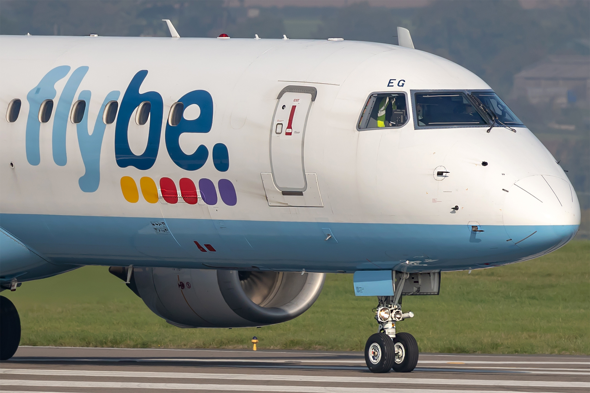 Storm Dennis: Flybe offers advice to travellers