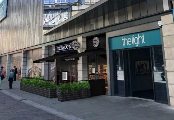 Pizza Express Signs Up To The Broadway Bradford Bradford
