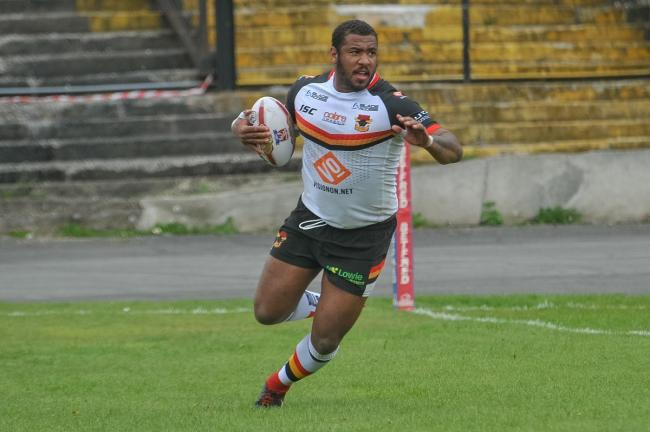 Ross Peltier was among a number of first-team players aiming to impress John Kear in the Reserves' win