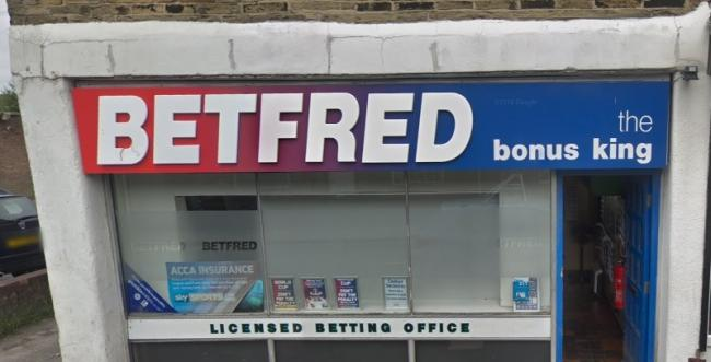 Police have issued an appeal after this Betfred store was burgled in Wibsey last Saturday Picture: Google Street View