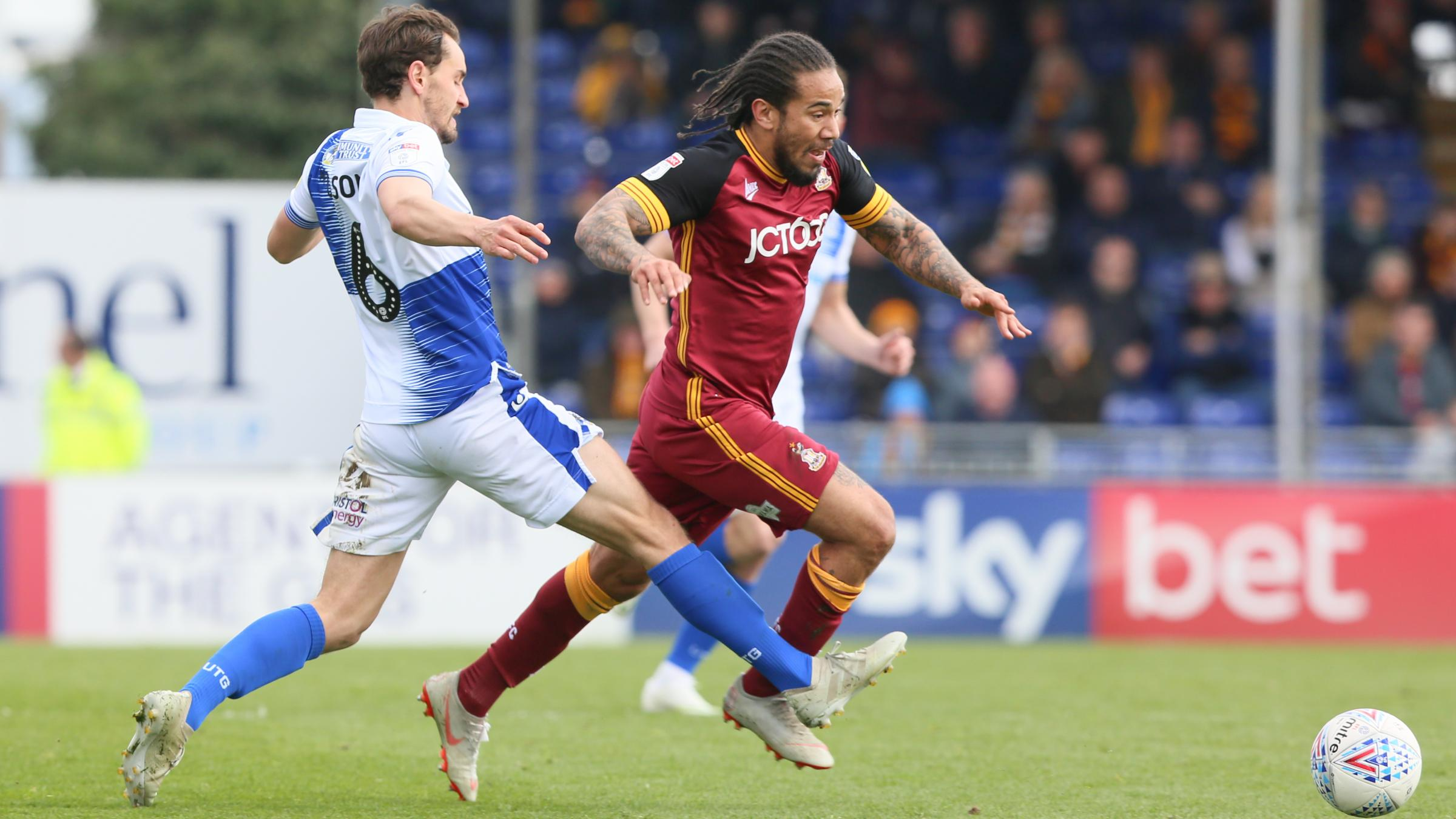 Sean Scannell made a welcome return to the side   Picture: Thomas Gadd