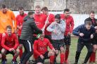 Tyersal celebrate their title success   Picture: Alex Daniel