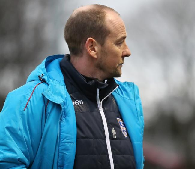 Guiseley joint-manager Russ O'Neill says his side will be ready for their trip to Blyth Spartans in the Vanarama National League North tomorrow. Picture: Alex Daniel Photography