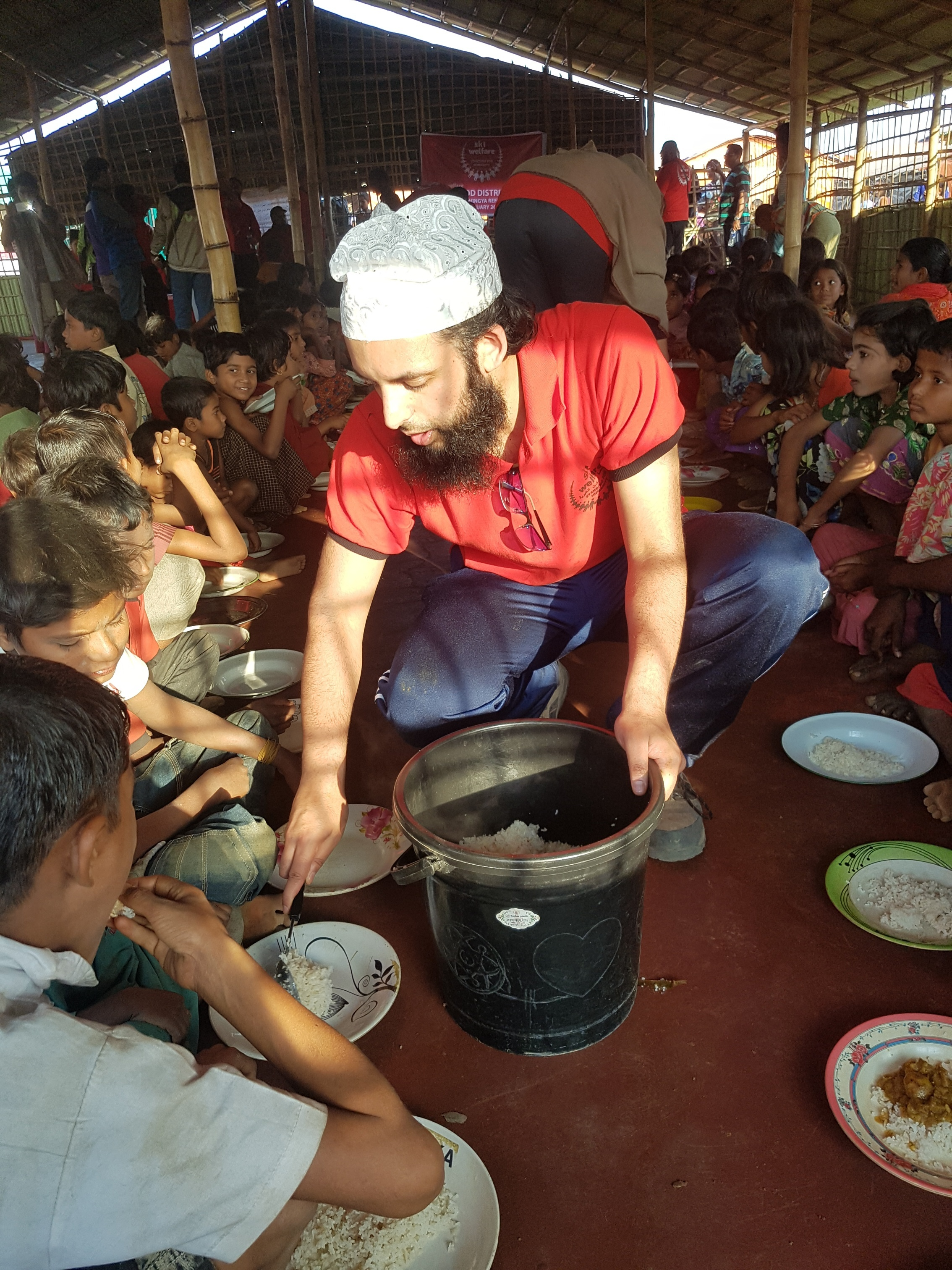 Human Relief Foundation and Nazim Ali to visit Mosul on Ramadan aid trip