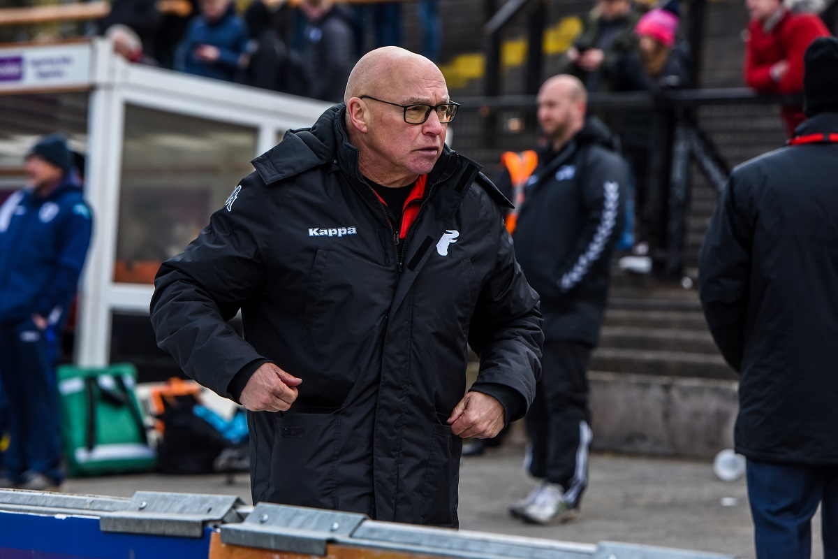 John Kear wants the Bulls focused on an intensive Easter spell   Picture: Tom Pearson