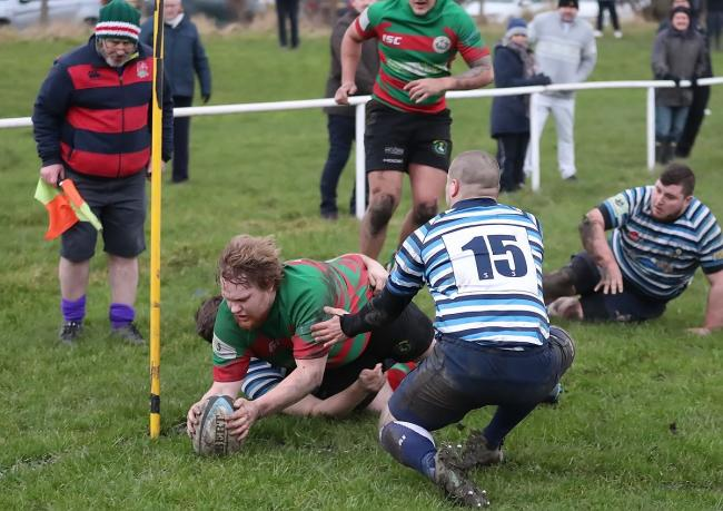 Wibsey prop Simon Birkbeck is missing tomorrow's clash against Wensleydale