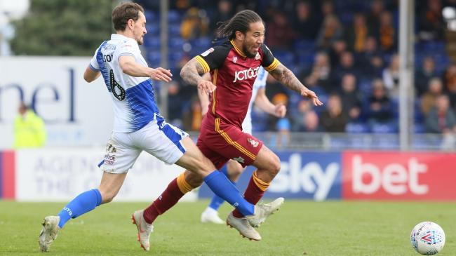 Sean Scannell impressed on his first start since October. Pic: Thomas Gadd