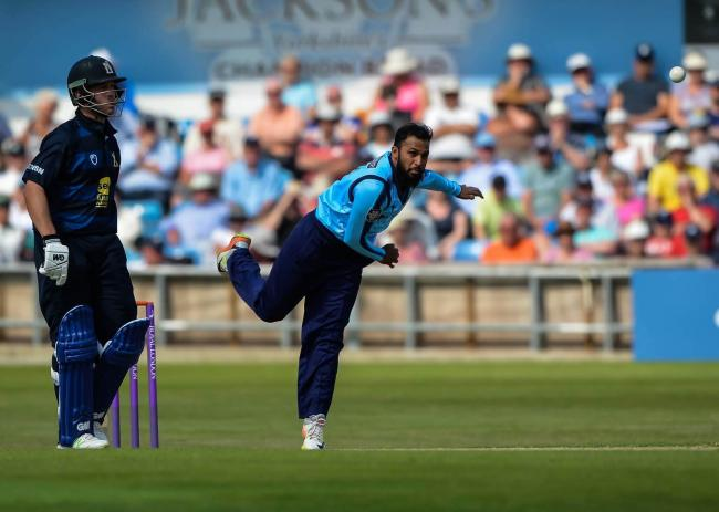 Yorkshire and England spin bowler Adil Rashid is a great example to any budding South Asian cricketers from Bradford. Picture: Ray Spencer