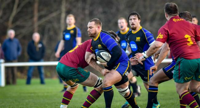 Bradford Salem skipper Christian Baines is optimistic about the future of the club