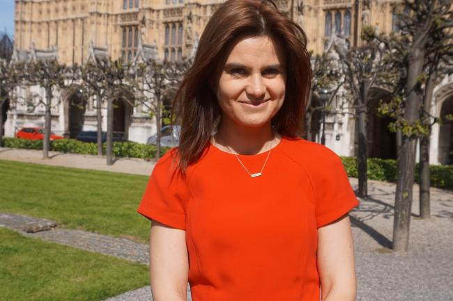 Jo Cox, who was murdered in Birstall three years ago today