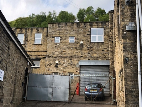 Day spa plan for Baildon mill and former munitions factory